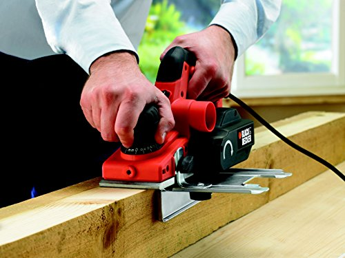 Black & Decker KW750K - planer