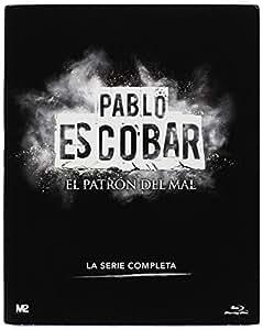 Cofanetto Pablo Escobar: El Patron del Mal - Esclusiva Amazon con Card Collezione (Collectors Edition) (9 Blu Ray)