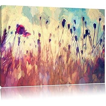 Amazon.de: TOP LEINWANDBILD BLUME BLÜTE (flower-50x50cm