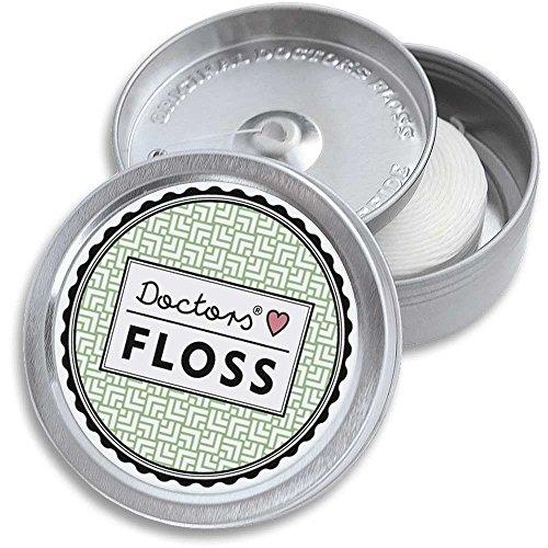 DOCTORS Floss leicht gewachste Zahnseide