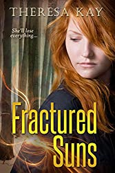 Fractured Suns (Broken Skies Book 2)