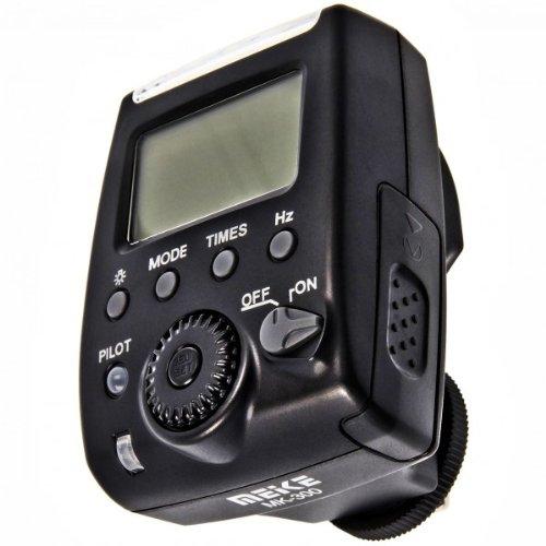 Einsteiger i-TTL Meike Blitzgerät MK-300 (LZ 32) für Nikon DSLR Kameras - wie der SB-400