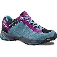 Trezeta Shoes Damen Indigo WP Turquoise-Pink -40 (7 UK) S14Q5