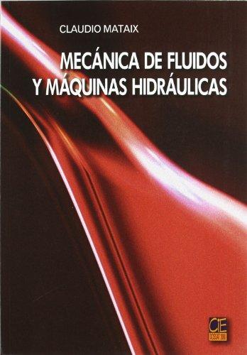 Descargar Libro Macanica de fluidos y maquinas hidraulicas. de Claudio Mataix