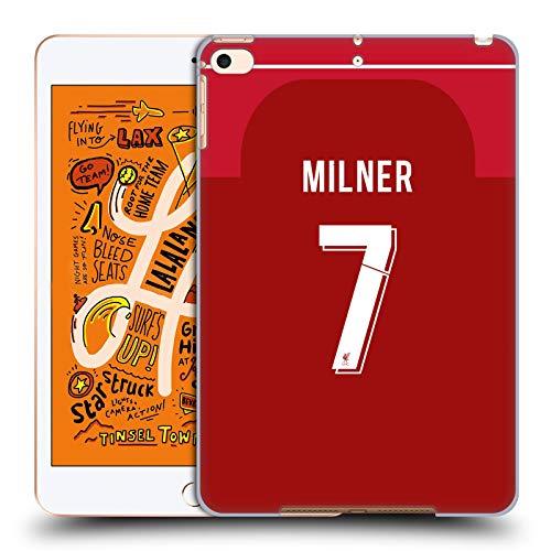 Head Case Designs Offizielle Liverpool Football Club James Milner 2018/19 Spieler Home Kit Gruppe 1 Harte Rueckseiten Huelle kompatibel mit iPad Mini (2019) -