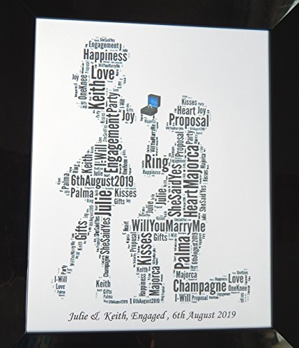 new-personalised-engagement-word-art-design-b-presented-in-8-x-10-glass-front-frame-beautiful-unique