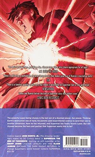 Superman Volume 6: The Men of Tomorrow HC (The New 52)