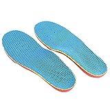 ROSENICE Plantilla de Ortopedia para niños Niños EVA Ortopédica Ortesis Flat Foot Flatfoot Arch Support Shoe Insoles Pads - Talla 19-23
