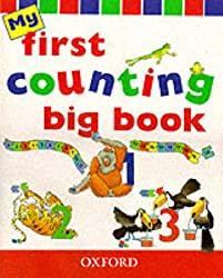 My First Counting Book: Big Book (My First Big Book)