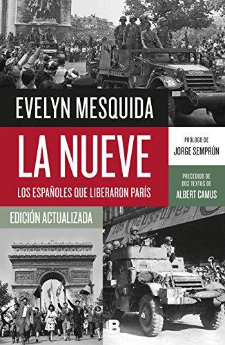 La nueve (No ficción) por Evelyn Mesquida