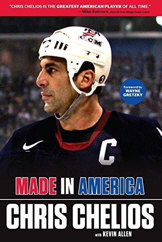 Chris Chelios: Made in America (English Edition)