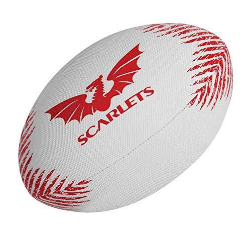 GILBERT Llanelli Scarlets Réplica Balón Rugby Playa