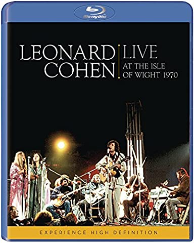 Cohen, Leonard - Live at the Isle of Wight 1970 [Blu-ray]