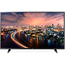 Lg 43uj620v Televisor 43'' Ips Lcd Direct Led Uhd 4k Hdr Smart Tv Webos 3.5 Wifi Bluetooth Hdmi Usb Grabador Y Reproductor Multi