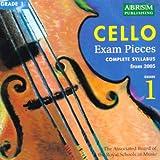 Cello Exam Pieces from 2005 Grade 1