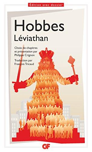 Léviathan (extraits) par Thomas Hobbes