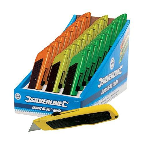 Boîte de 24 cutters Expert fluo