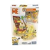 Mattel Mega Bloks DPG70 Ich - einfach unverbesserlich Themenwelt - Insel-Chaos, Bau und Konstruktionsspielzeug