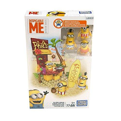 Mattel Mega Bloks dpg70GRU–Mi Villano Favorito