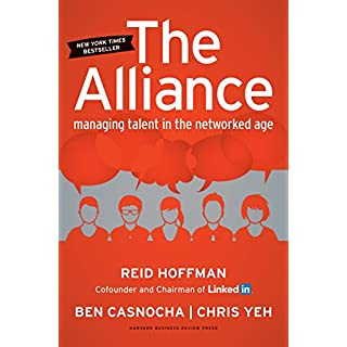The Alliance: Managing Talent in the Networked Age (English Edition)