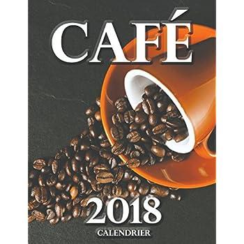 Café 2018 Calendrier (Edition France)