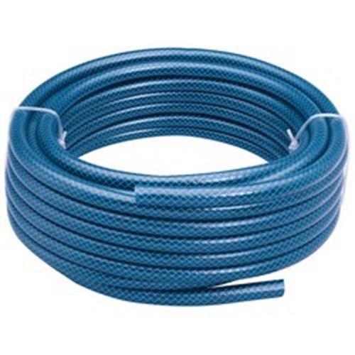Draper Tools Tuyau d'arrosage 12 mm x 15 m - Bleu 15 m Bleu