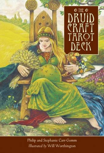 : Deck and Pocket Book : Using the Magic of Wicca and Druidry to Guide Your Life (Tarot Cards) ()
