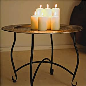 orientalischer tisch marokko k che haushalt. Black Bedroom Furniture Sets. Home Design Ideas