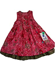 Pampolina Trägerrock Mädchen 4027 Kleid Flower