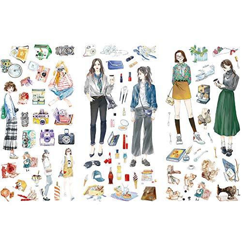Resultado de imagen de moda bullet journal