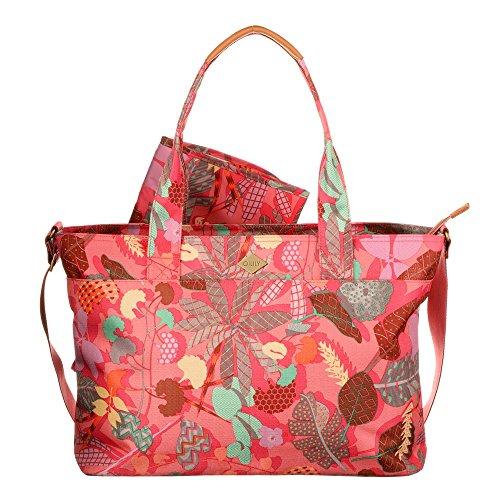 Oilily signore pannolino Diaper Bag Pink Flamingo (rosa)
