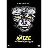 Die Katze mit den Jadeaugen - Mediabook