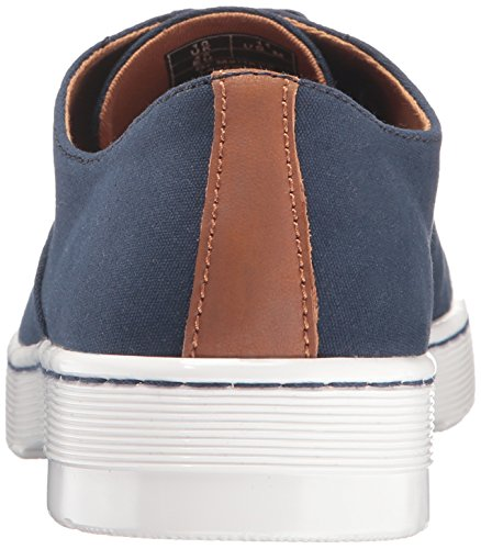 Dr. Martens Men's Lakewood Oxford Navy / Tan
