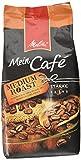 Melitta Ganze Kaffeebohnen, samtweich und vollmundig mit nussigen Anklängen, mittlerer Röstgrad, Stärke 3, Mein Café Medium Roast, 1000 g
