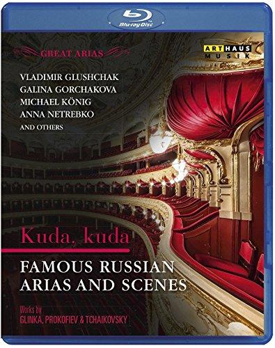 Great Arias - Kuda, kuda - Famous Russian Arias and Scenes [Blu-ray] (Kuda Usa)