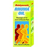 Baidyanath Rhuma Oil - 50 ml (Pack of 2)