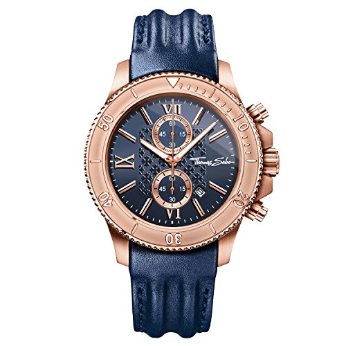 Montre Homme - Thomas Sabo WA0214-270-209-44mm