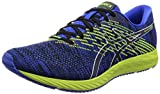 ASICS Herren Gel-DS Trainer 24 Laufschuhe, Blau (Illusion Blue/Black 400), 42.5 EU