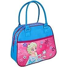 Undercover infantil con diseño de Frozen de Disney, de 33 x 23 x 10 cm de deporte, 7.5 litros, Rosa