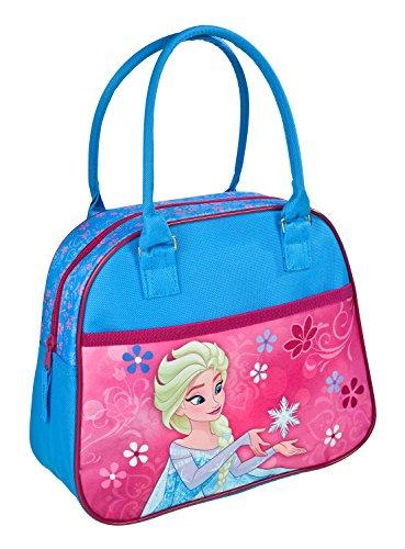 Undercover FRWD7804 - Kinderhandtasche Disney Frozen, ca. 33 x 23 x 10 cm Handtasche