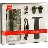 Vacu Vin 6889660 Set d'accessoires professionnels pour le vin