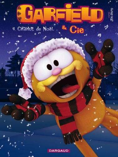 Garfield & Cie - tome 4 - Chahut de Noël (4)