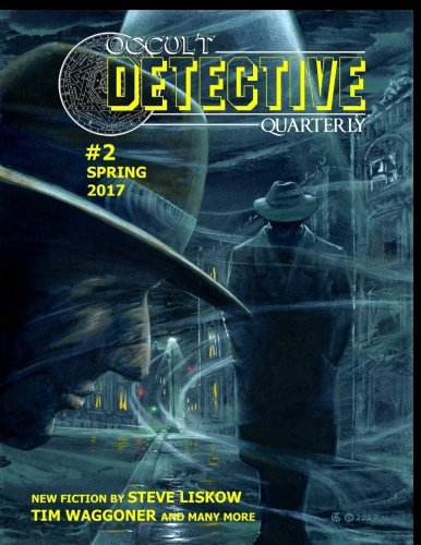 Occult Detective Quarterly #2