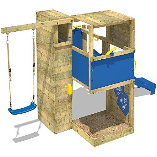 wickey spielturm smart cube kletterturm. Black Bedroom Furniture Sets. Home Design Ideas