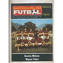 Enciclopedia del Futbol numero 24: Italia