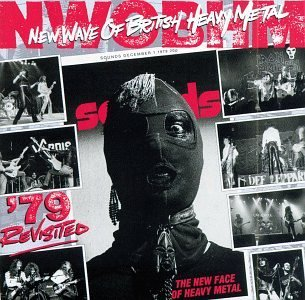 New Wave Of British Heavy Metal [2-CD SET] by Various Artists (1994-02-22)
