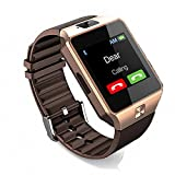 Vell- Tech Bluetooth Smart Watch With Camera & Sim Card Support Compatible For