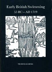 Early British swimming, 55 BC - AD 1719