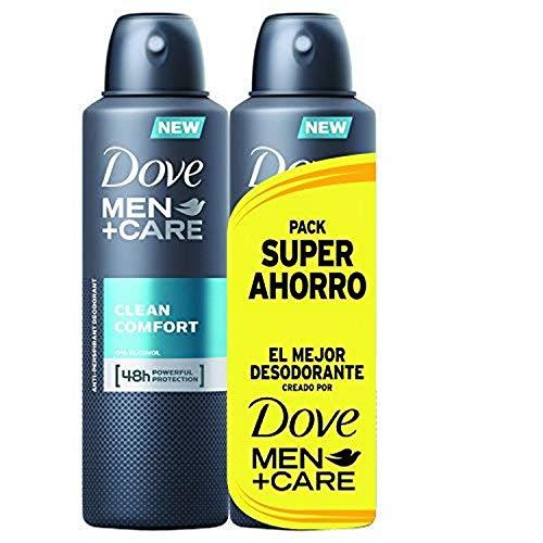 Dove Men Pack Ahorro Desodorante Clean Comfort - 2