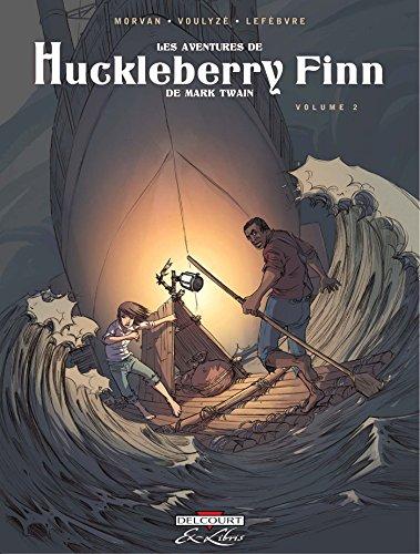 Les Aventures de Huckleberry Finn, de Mark Twain T2